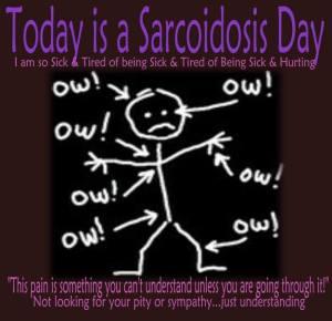 Source: Sarcoidosis Global Social Network (Facebook group)